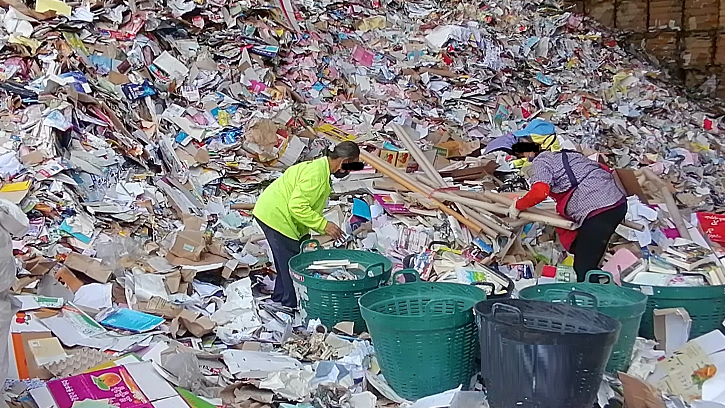 Top 3 Thailand's most wanted waste paper